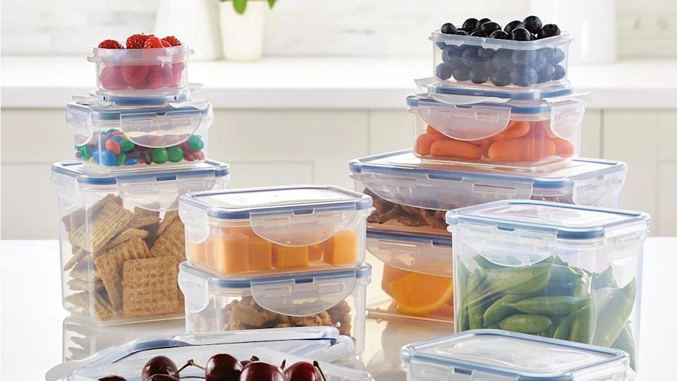 Save $30 on these Lock n Lock storage containers and keep your leftovers fresh.