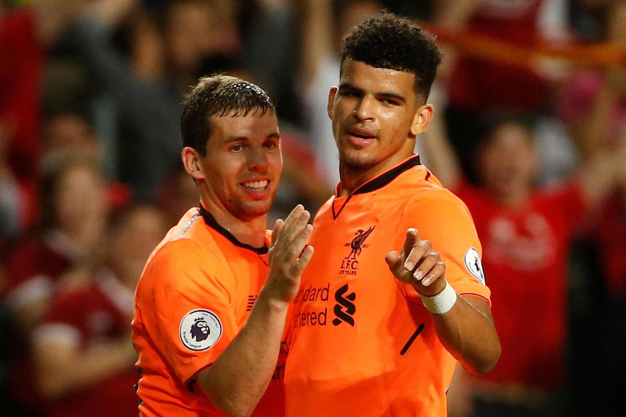 Liverpool 2 Crystal Palace 0: Former Chelsea man Dominic Solanke on target as Palace lose Hong Kong opener