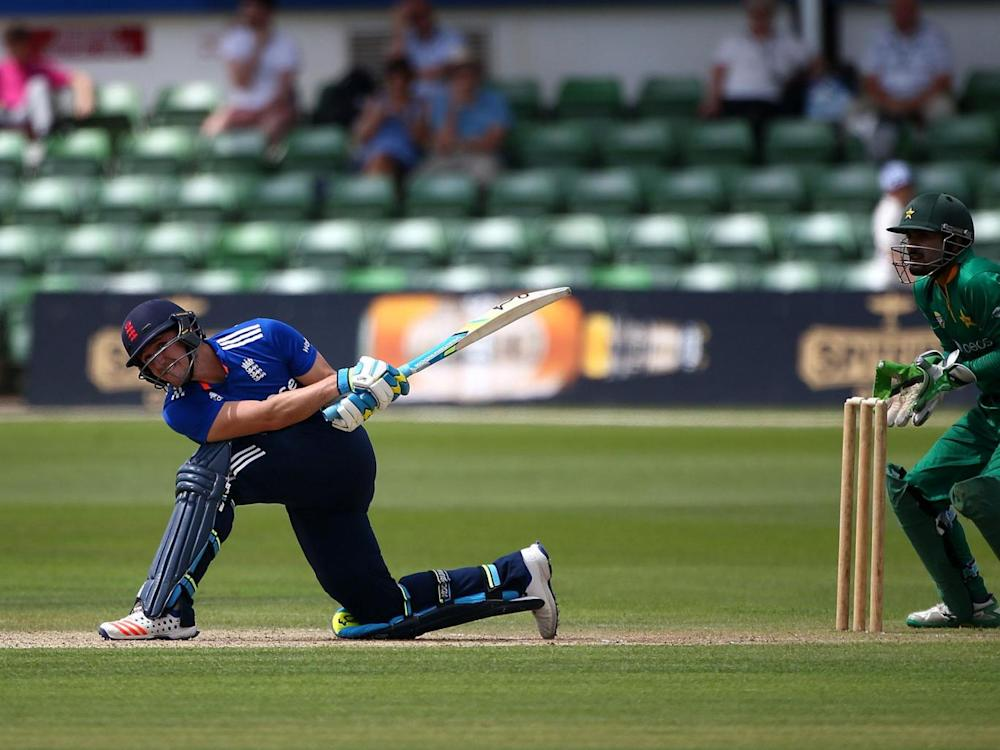 Livingstone is pushing hard for a place in the one-day side (Getty)