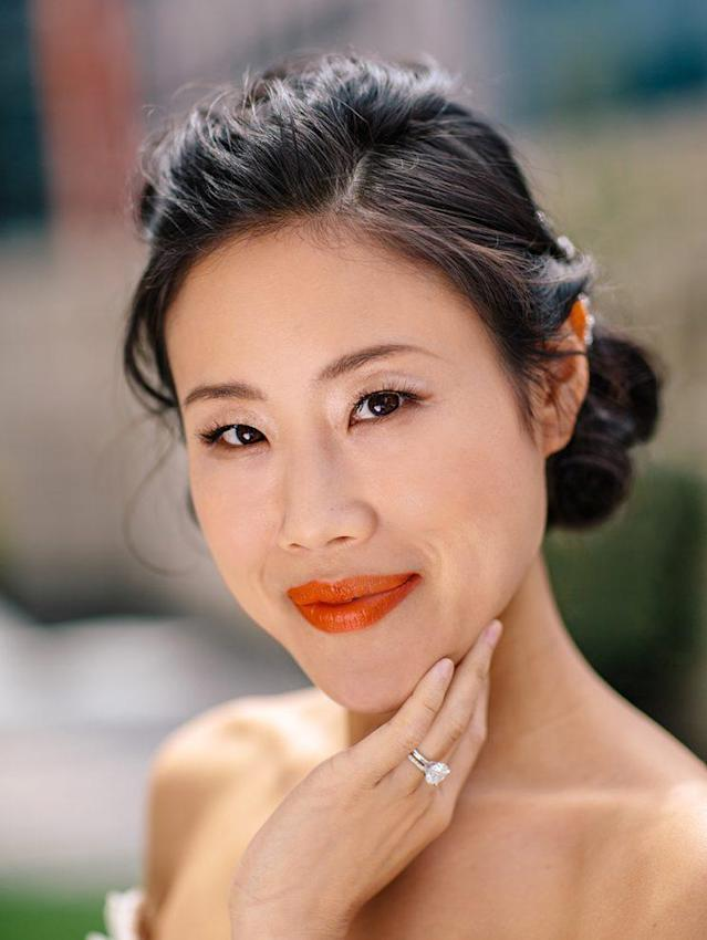 Alicia Yoon, the founder and curator of Peach & Lily. (Photo: Priscilla De Castro)