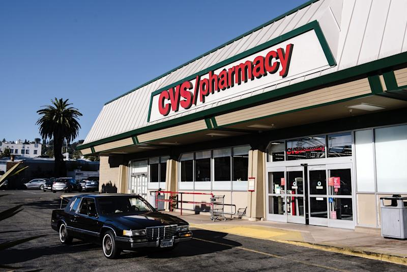 CVS Gains After Report Activist Starboard Took Small Stake