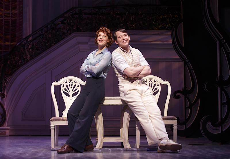 'Nice Work If You Can Get It' to close in June