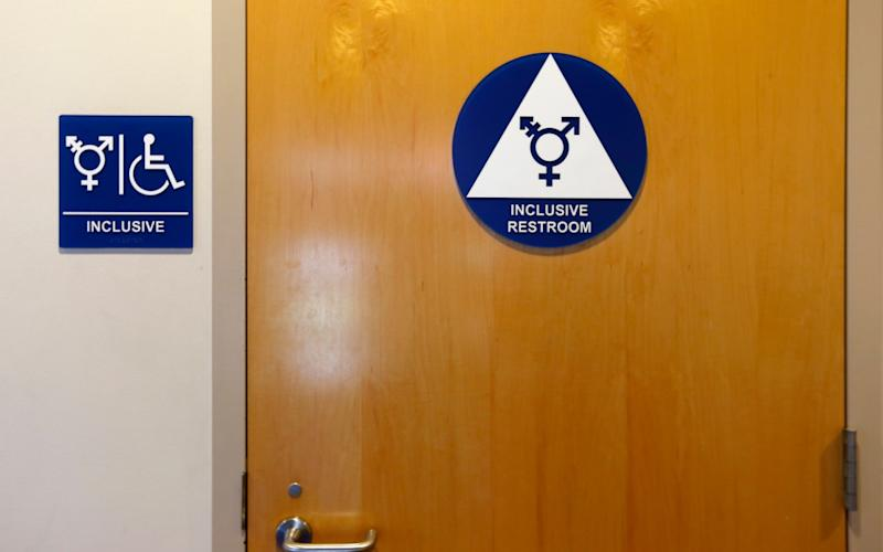 Gender neutral bathrooms - Credit: LUCY NICHOLSON