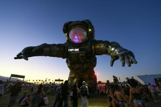 California's Coachella is one of the most prominent music festivals on the circuit today