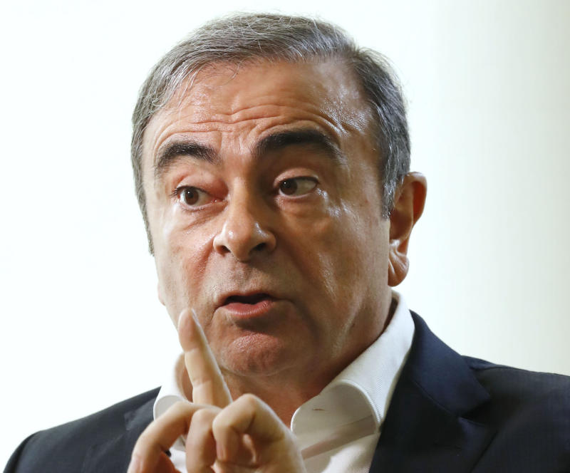 Lebanon Carlos Ghosn