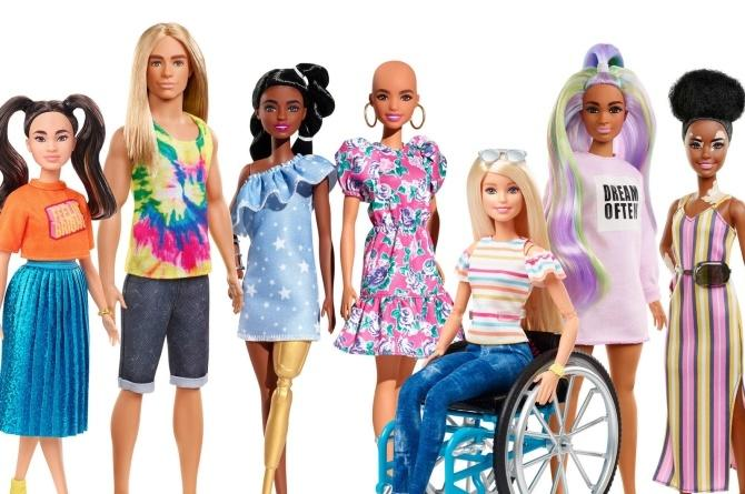 disabled barbie