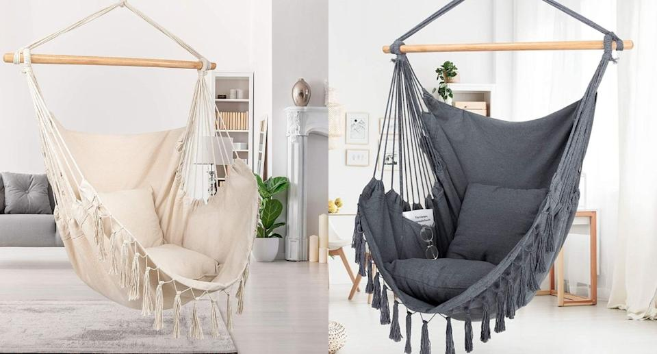WBHome Hanging Chair - Amazon