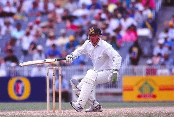 Allan Border is one of the greatest Australian Test players of all time