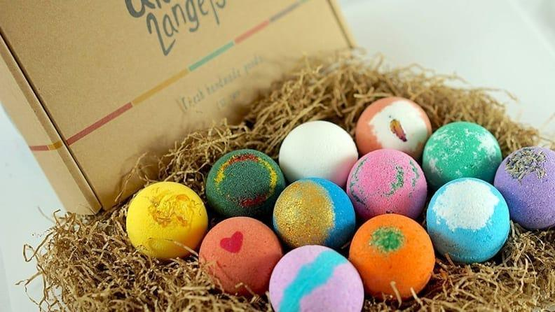 Best self-care gifts: Bath bombs