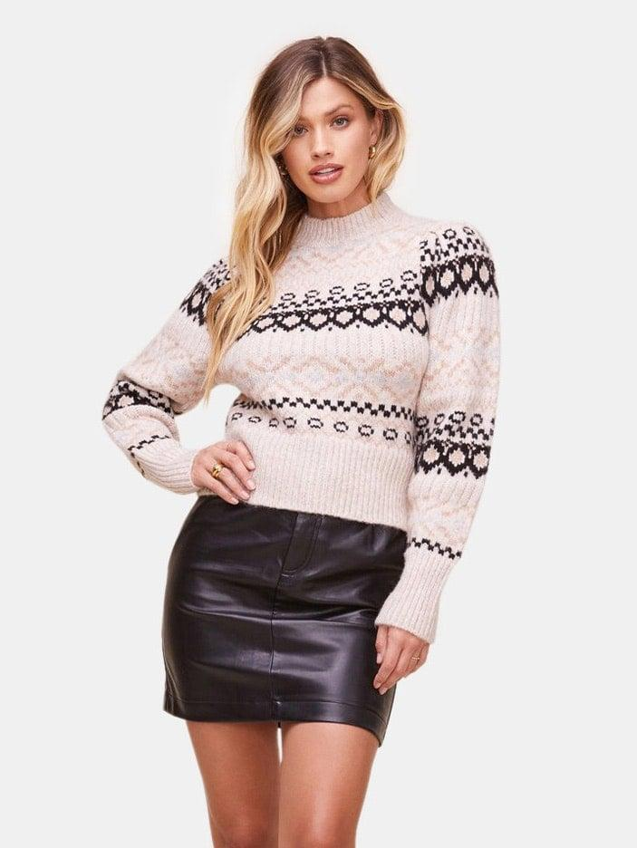 <p>This <span>ASTR the Label Maria Sweater</span> ($98) is your answer when you don't feel like getting dressed.</p>