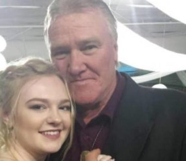 Gerard Drover died of brain injuries caused by an August 2019 incident at the College of the North Atlantic campus in Stephenville.  (RothLochston - image credit)