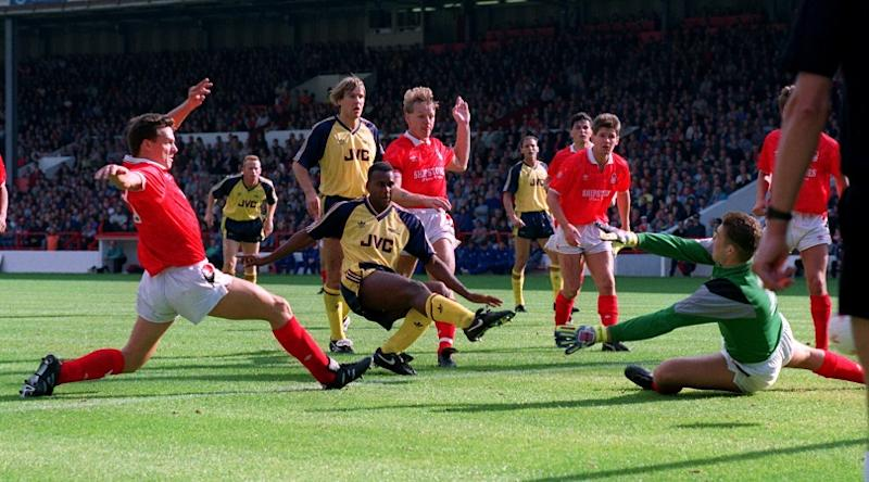 Why David Rocastle means so much to Arsenal fans