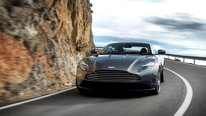The Aston Martin Db11 Leads This Month S List Of Discounts