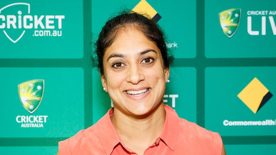 Lisa Sthalekar was on Friday inducted into the Australian Cricket Hall of Fame. Pic: Getty