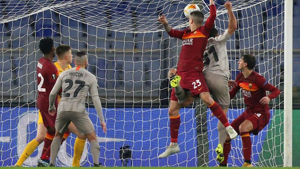 Roma-Shakhtar Donetsk | Paolo Bruno/Getty Images