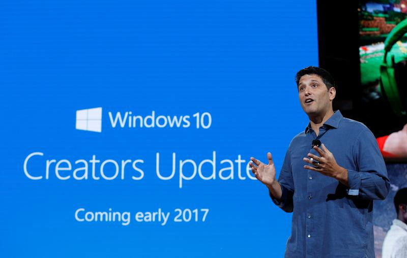 Windows 10 Creators Update May Launch April 11