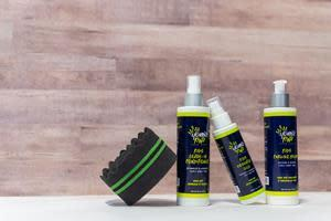 Young King Hair Care!