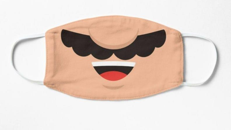 A plumber-style mustache will definitely get you a 1UP this year.