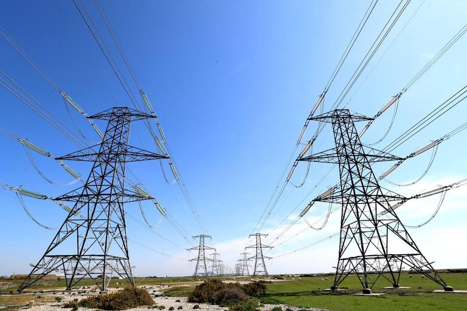 Industries such as steel and chemicals are heavy users of electricity (Gareth Fuller/PA) (PA Wire)