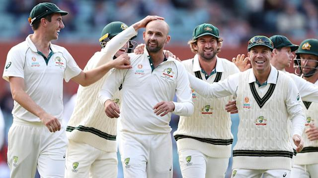 Australia beat Pakistan by an innings for the second Test in succession, with Nathan Lyon ensuring the tourists fell short.