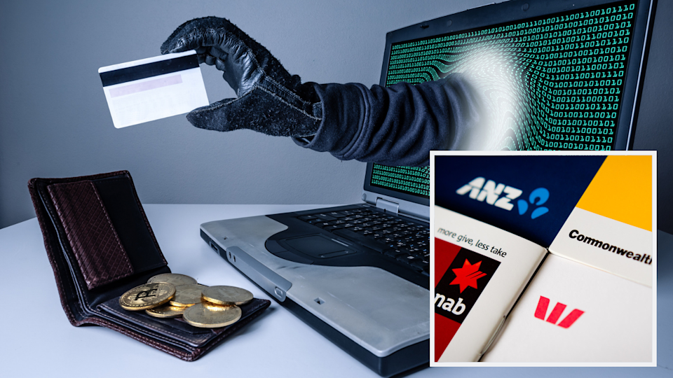 Bank customers' PayID details were exposed in a recent data breach. (Source: Getty)