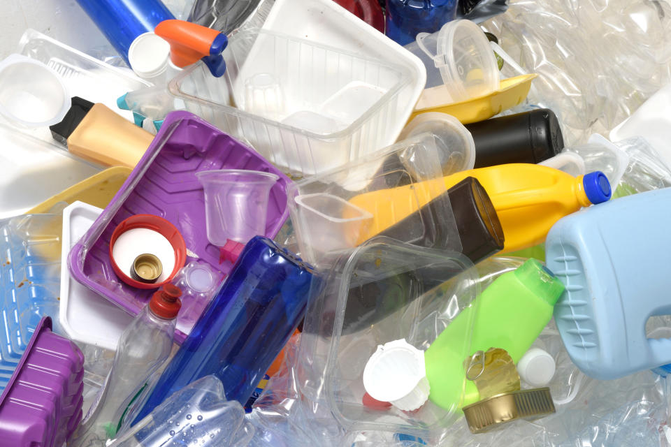 People are confused about what we can and can't recycle [Photo: Getty]