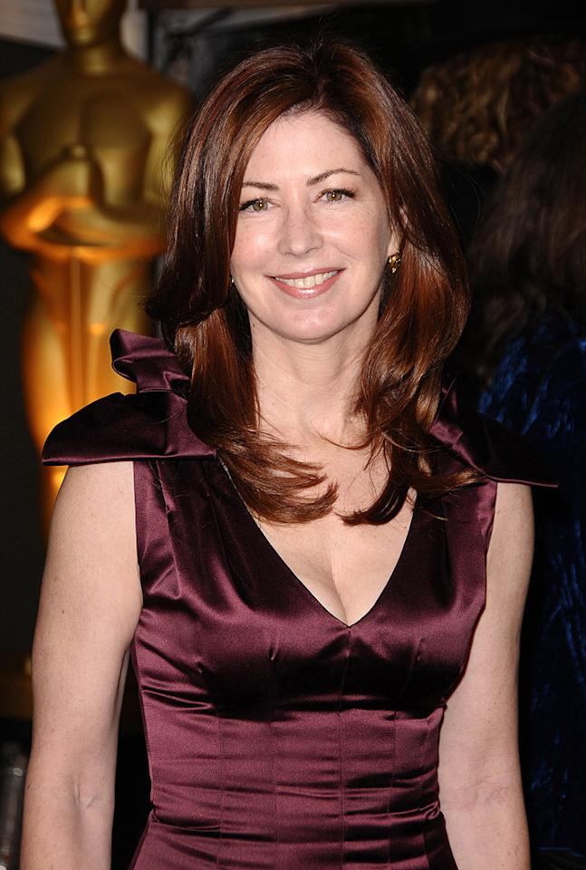 """<a href=""""http://movies.yahoo.com/movie/contributor/1800025956"""">Dana Delany</a> at the Academy of Motion Picture Arts and Sciences' Inaugural Governors Awards - 11/14/2009"""