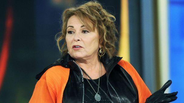 PHOTO: Roseanne Barr appears on 'The View,' March 27, 2018. (Paula Lobo/ABC)