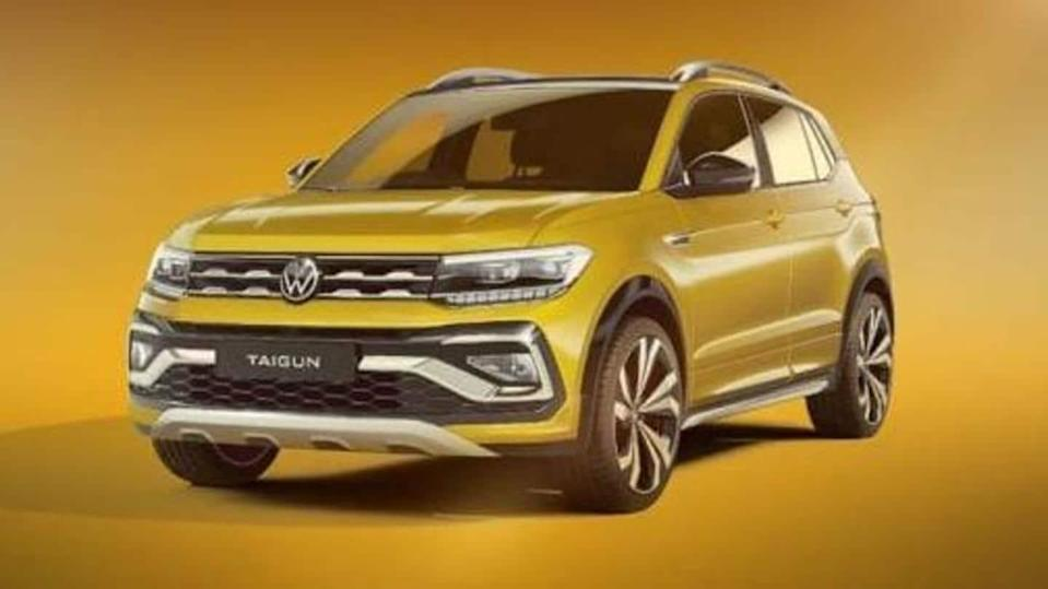 Volkswagen Taigun SUV to be unveiled on March 24