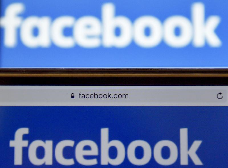 "Ireland's High Court ruled that the Court of Justice of the European Union must decide the rules on the transfer of data from European Facebook users to the US ""to ensure consistency"" (AFP Photo/LOIC VENANCE)"