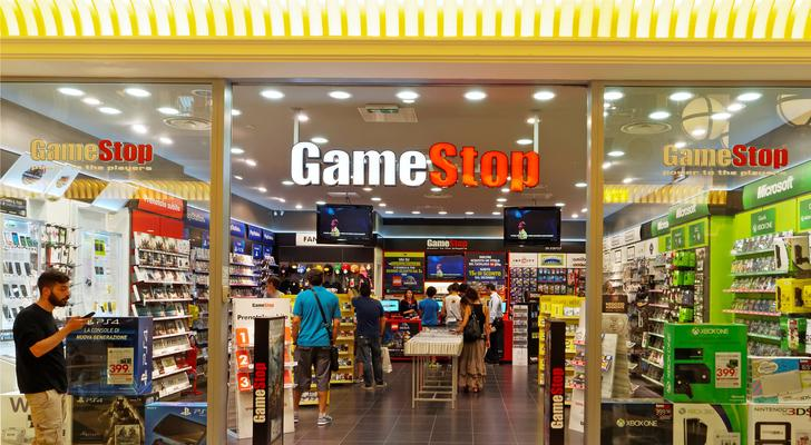 Earnings Reports to Watch Next Week: GameStop