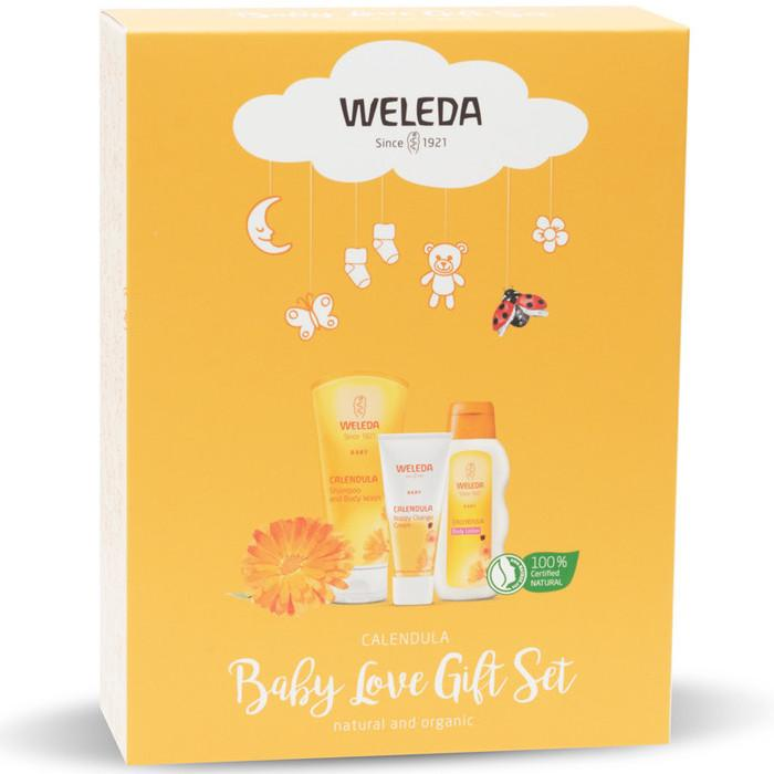 The Weleda Calendula Baby Love Gift Set, $47.95 from Nourished Life