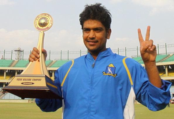 West Bengal Wins Vijay Hazare Trophy : News Photo