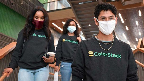 PHOTO: ColorStack is a community-based, academic support and career development programs for racially underrepresented college students. (Nnamdi Ojibe)