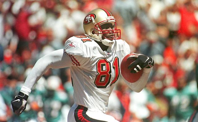 Terrell Owens was great. Could he have been better? (Getty)