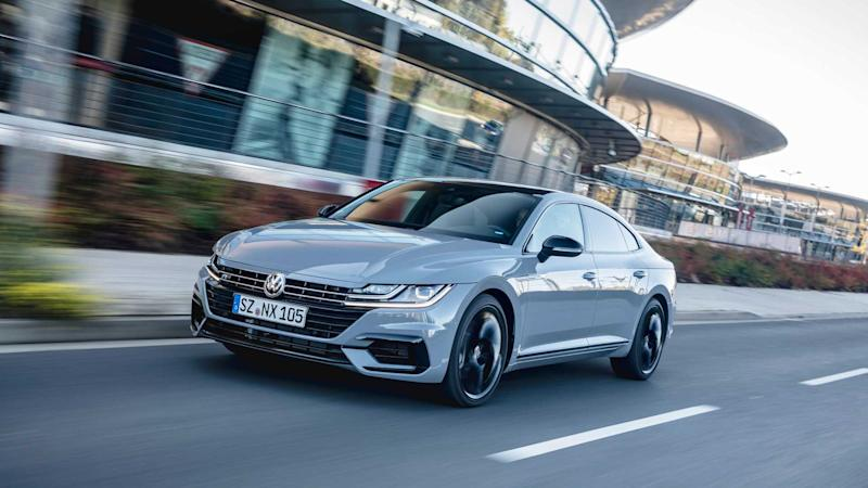 VW Arteon R-Line Edition (2020)