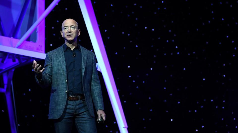 How will Bezos stop aging?