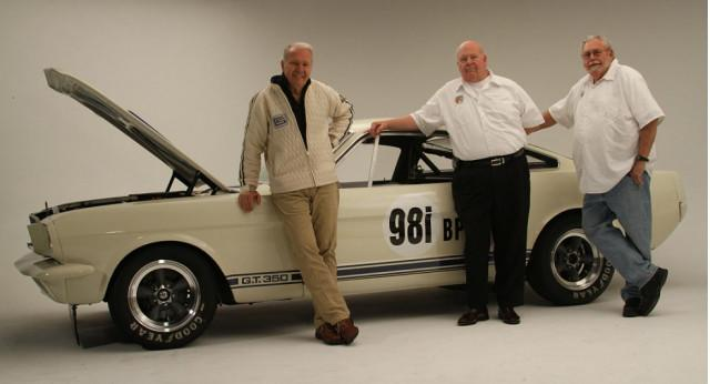 The 1965 Ford Shelby GT350R is going back into production