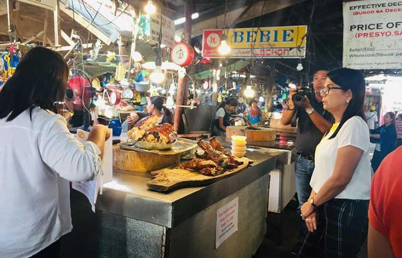 Carcar mayor shuts down 4 lechon stalls