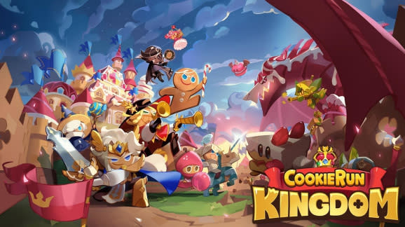 Cookie Run: Kingdom has had more than 6 million downloads.