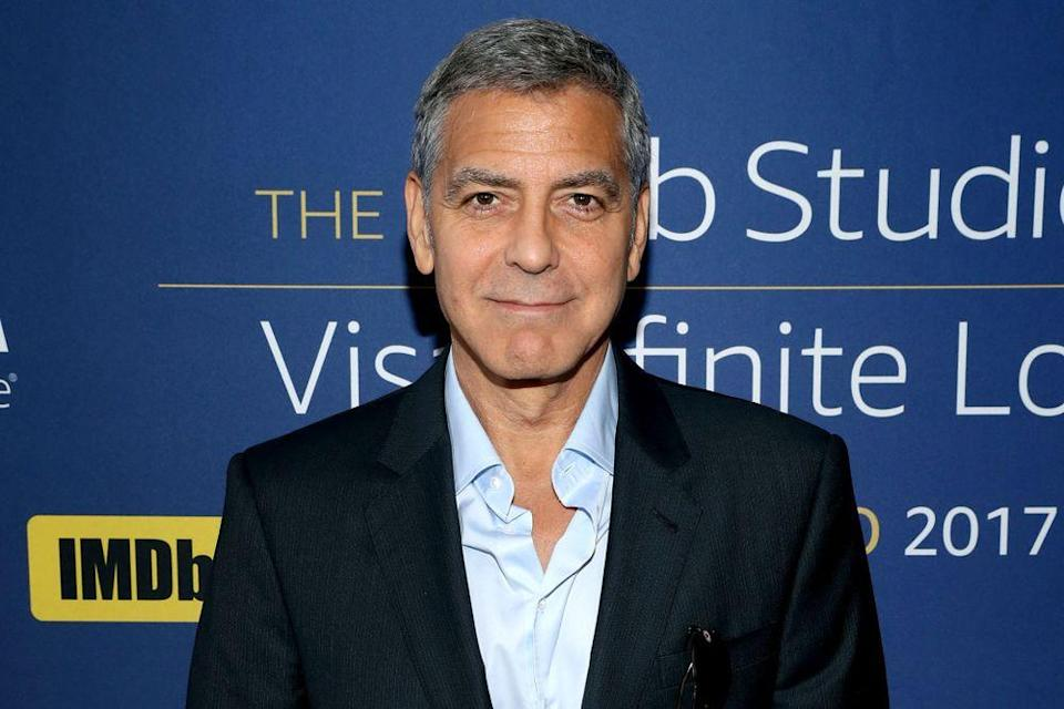 George Clooney | Rich Polk/Getty Images for IMDb
