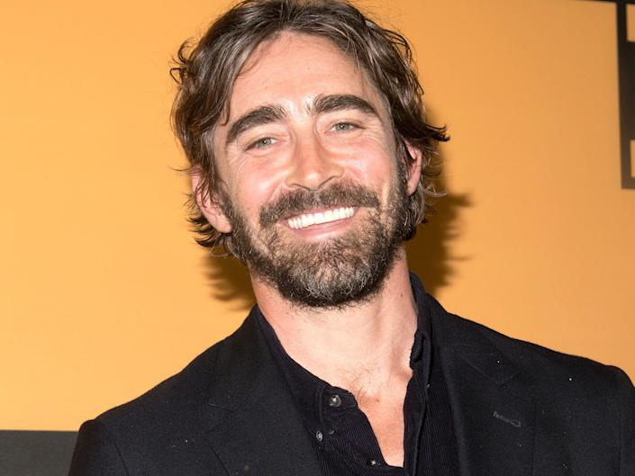 lee pace october 2019