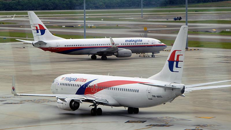 Malaysia Airlines has been slammed for a promotional tweet. Photo: AP