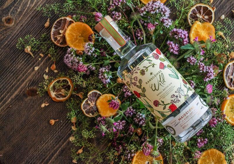 The Maidstone Distillery produces two gins and a toffee liqueurMaidstone Distillery