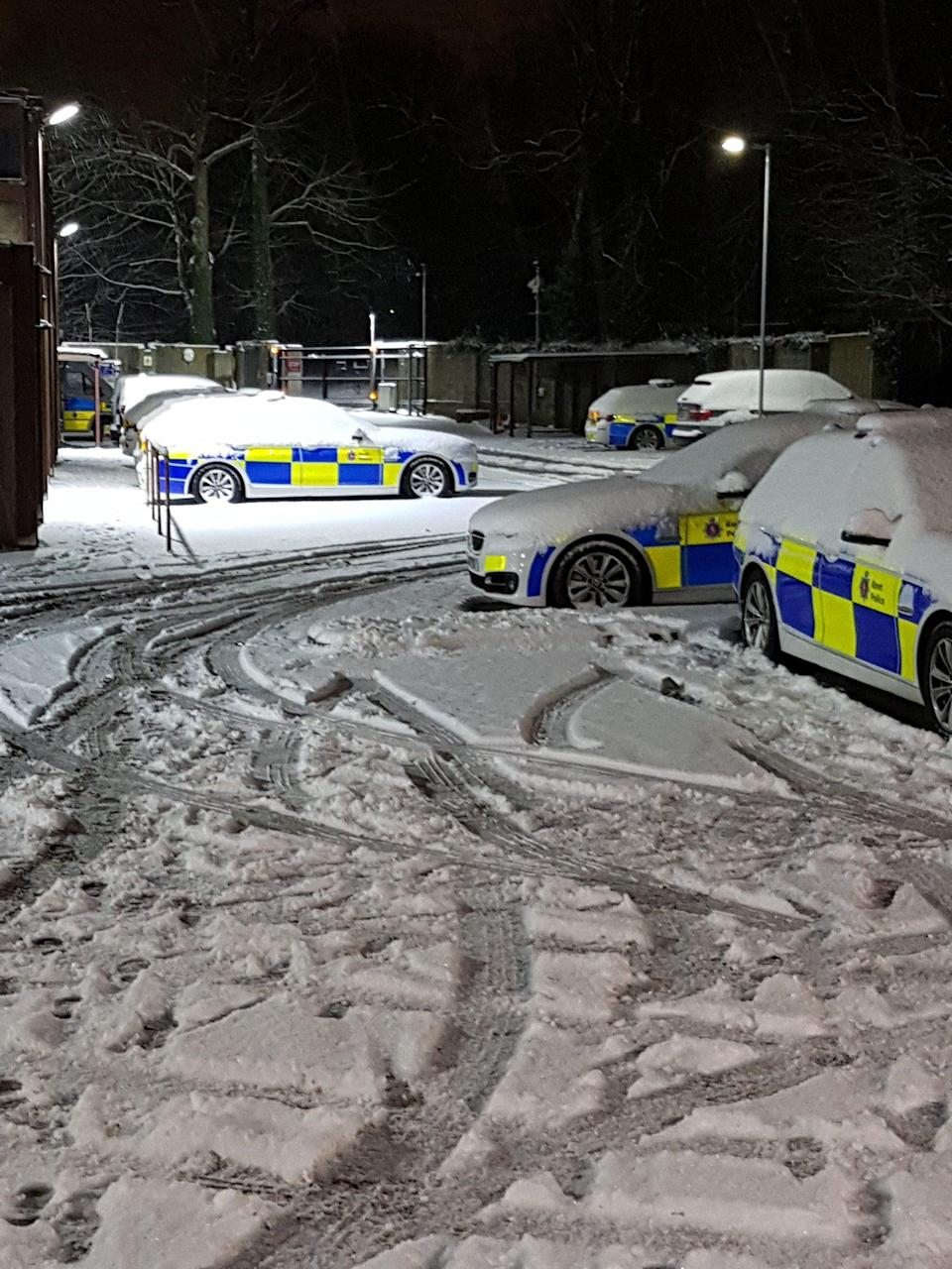 <p>Forecasters have warned that some rural communities may be cut off by the bad weather. (SWNS) </p>