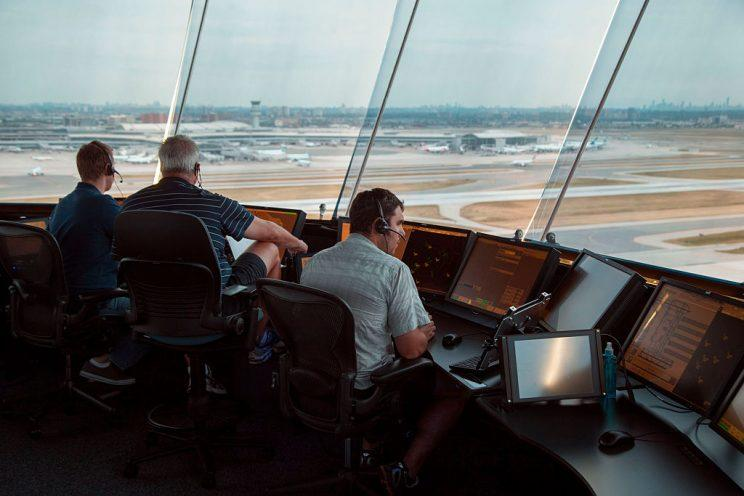 Nav Canada Air Traffic Control