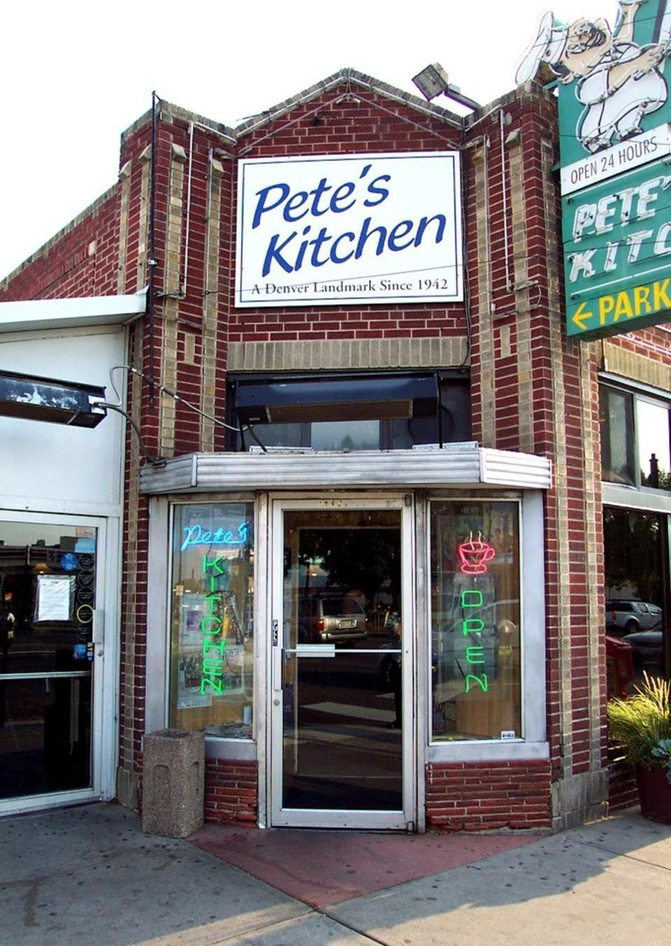 "<p><a href=""https://www.tripadvisor.com/Restaurant_Review-g33388-d379382-Reviews-Pete_s_Kitchen-Denver_Colorado.html"" rel=""nofollow noopener"" target=""_blank"" data-ylk=""slk:Pete's Kitchen"" class=""link rapid-noclick-resp"">Pete's Kitchen</a>, Denver</p><p>""Ask for cheese with your bowl of chili<span class=""redactor-invisible-space"">."" -Foursquare user <a href=""https://foursquare.com/hannahbalrising"" rel=""nofollow noopener"" target=""_blank"" data-ylk=""slk:Hannah Garret"" class=""link rapid-noclick-resp"">Hannah Garret</a></span></p>"
