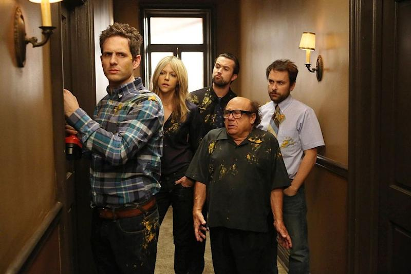 The cast ofIt's Always Sunny in Philadelphia   FX Networks/courtesy Everett Collection