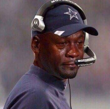 We are all Crying Romo on this day. (Reddit)