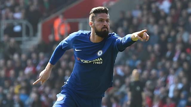 Chelsea's miserable 2018 looked certain to continue as they trailed Southampton 2-0, but substitute Olivier Giroud instigated a stunning late comeback
